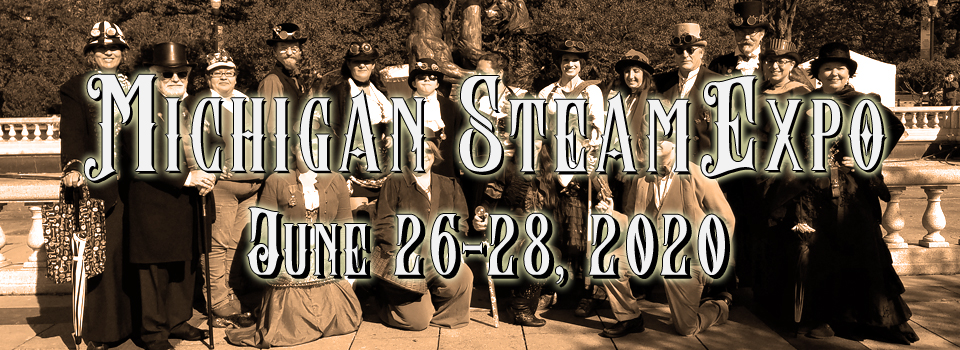 Michigan Steam Expo 2020